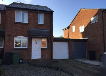 Thumbnail 2 bed end terrace house to rent in Wentworth Road, Thame