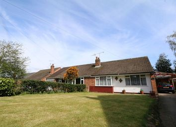 Thumbnail 3 bed semi-detached bungalow for sale in Town Well, Kingsley, Frodsham, Cheshire