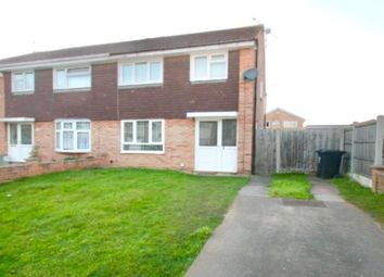 Thumbnail 3 bed semi-detached house to rent in Trevino Drive, Leicester