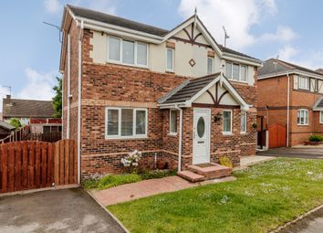Thumbnail 3 bed semi-detached house for sale in Olivers Way, Rotherham, South Yorkshire