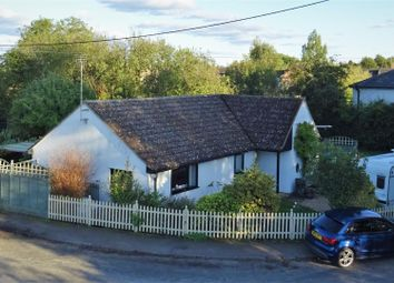 Thumbnail 3 bedroom detached bungalow for sale in Station Road, Lode, Cambridge