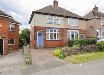 Thumbnail 2 bed semi-detached house for sale in Clarkson Avenue, Chesterfield