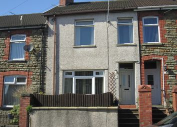 Thumbnail 3 bed terraced house for sale in Park Terrace, Blackwood