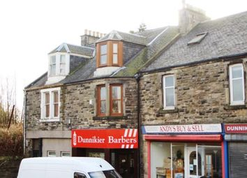 Thumbnail 2 bed maisonette for sale in Dunnikier Road, Kirkcaldy, Fife
