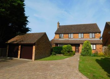 Thumbnail 4 bed detached house for sale in Grovewood Court, Weavering, Maidstone, Kent