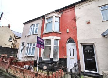 Thumbnail 3 bed terraced house to rent in Downing Road, Bootle
