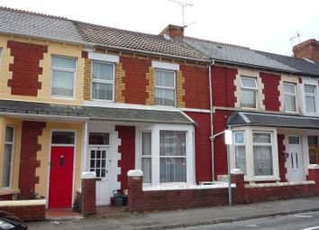 Thumbnail 3 bed terraced house to rent in Glamorgan Street, Barry