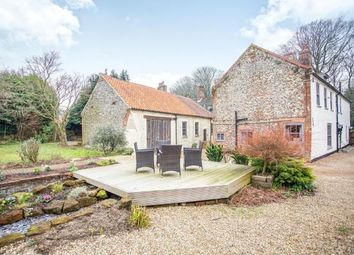 Thumbnail 4 bed detached house for sale in Docking, Norfolk