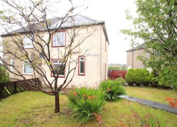 Thumbnail 3 bed semi-detached house for sale in Mains Avenue, Beith, North Ayrshire