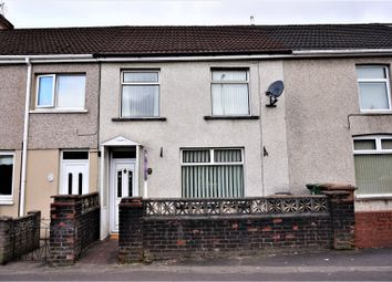 Thumbnail 3 bed terraced house for sale in Penmaen Road, Blackwood