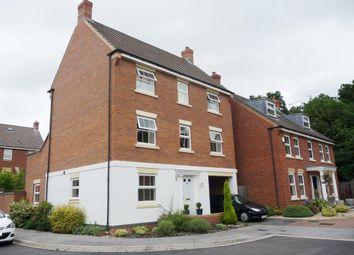 Thumbnail 4 bedroom detached house for sale in Hornscroft Park, Kingswood, Hull