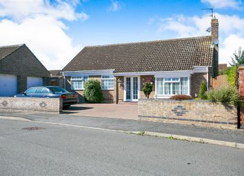 Thumbnail 3 bed detached bungalow for sale in Norfolk Road, St. Ives, Cambridgeshire
