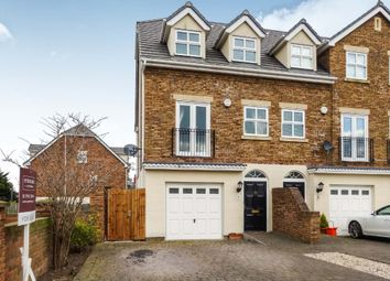 Thumbnail 3 bed town house for sale in Castlefields, Rhuddlan, Rhyl