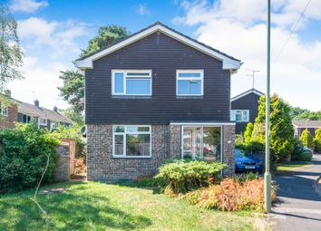 Thumbnail 3 bed detached house to rent in Heatherview Close, North Baddesley, Southampton