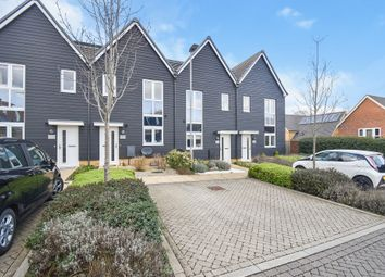 Thumbnail 2 bed terraced house for sale in Campion Close, Ashford