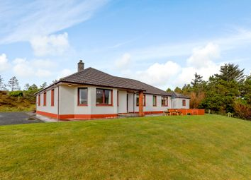 Thumbnail 4 bedroom detached house for sale in 51 Mellon Charles, Aultbea, Achnasheen, Ross-Shire