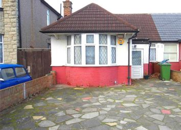 Thumbnail 2 bed semi-detached bungalow to rent in Dudley Road, Harrow, Middlesex