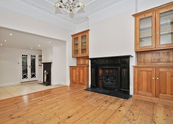 Thumbnail 3 bed terraced house to rent in Liberia Road, London