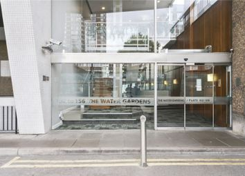 Thumbnail 2 bed flat for sale in The Water Gardens, London