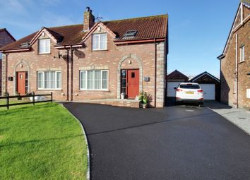 Thumbnail 3 bed semi-detached house for sale in Whitechurch Meadows, Ballywalter