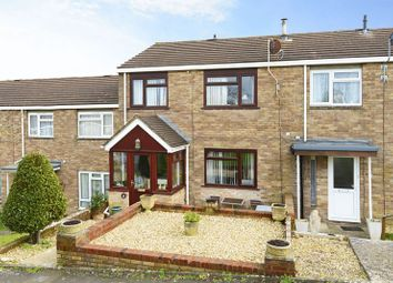 Thumbnail 3 bed terraced house for sale in Eddison Avenue, Dorchester