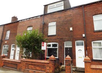 Thumbnail 4 bed terraced house for sale in Worsley Road, Farnworth, Bolton, Greater Manchester