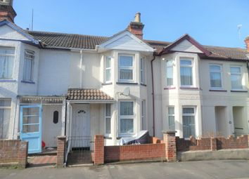 Thumbnail 3 bed terraced house for sale in Oakland Road, Dovercourt