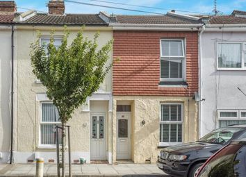 Thumbnail 2 bedroom terraced house for sale in Southsea, Hampshire, England