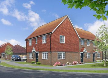 Thumbnail 2 bed end terrace house for sale in Newick Hill, Newick, Lewes, East Sussex