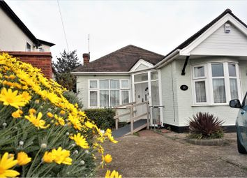Thumbnail 2 bedroom detached bungalow for sale in Thorpedene Gardens, Southend-On-Sea