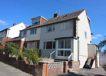 Thumbnail 4 bed semi-detached house for sale in Cowley Drive Woodingdean, Brighton