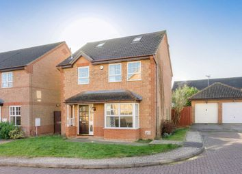 Thumbnail 5 bed detached house for sale in Emmett Close, Emerson Valley, Milton Keynes
