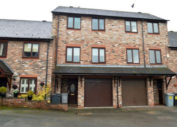 Thumbnail 3 bed end terrace house for sale in Quayside Way, Macclesfield, Cheshire