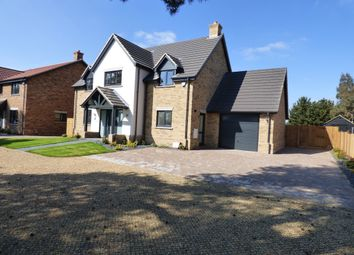 Thumbnail 5 bedroom detached house for sale in Clophill Road, Maulden