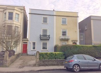 Thumbnail 5 bed terraced house to rent in Upper Belgrave Road, Bristol