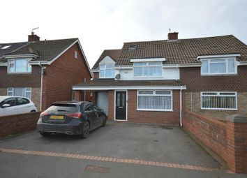 Thumbnail 5 bed semi-detached house for sale in Evercreech Road, Whitchurch, Bristol