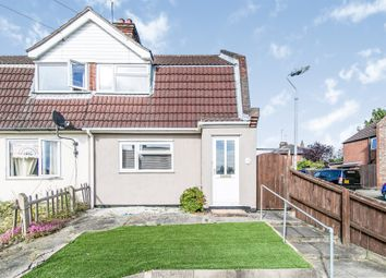 Thumbnail 2 bed semi-detached house for sale in Norwich Road, Ipswich