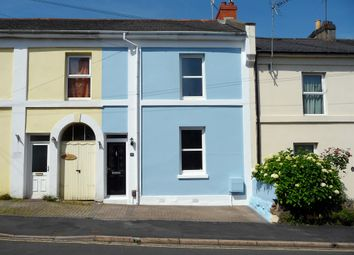 Thumbnail 2 bed terraced house for sale in Fairfield Terrace, Newton Abbot