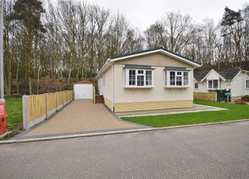 2 bed mobile/park home for sale in Woodland Park, Southwell Road East, Rainworth NG21