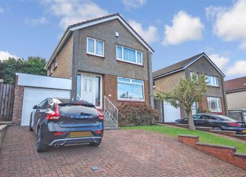 Thumbnail 3 bed detached house for sale in Breval Crescent, Hardgate, Clydebank