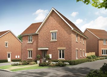 "Thumbnail 4 bed detached house for sale in ""Alderney"" at London Road, Hassocks"
