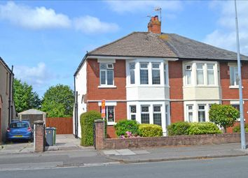 Thumbnail 3 bedroom semi-detached house for sale in Heathway, Heath, Cardiff