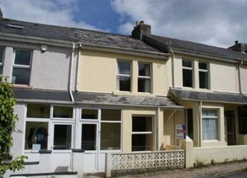 Thumbnail 3 Bed Terraced House To Rent In Caradon Terrace Saltash