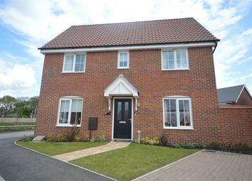 Thumbnail 3 bed semi-detached house for sale in Colossus Way, The Hampdens, Costessey, Norwich