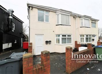 Thumbnail 1 bed flat to rent in Abbey Road, Bearwood, Smethwick