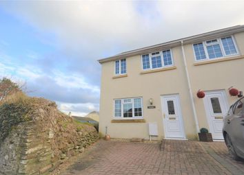 Thumbnail 3 bed semi-detached house for sale in Valentine Row, Callington, Cornwall