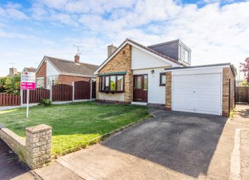 Thumbnail 3 bed detached bungalow for sale in Amberley Rise, Skellow, Doncaster