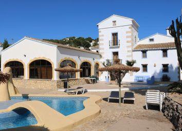 Thumbnail 10 bed villa for sale in Moraira, Alicante, Spain