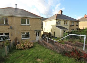 Thumbnail 2 bed semi-detached house for sale in Maeshafod, Blaina, Abertillery