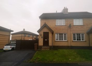 Thumbnail 3 bed semi-detached house to rent in Old Mill Meadows, Dundonald, Belfast